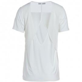 Tee-shirt TIARA Ecru Femme Teddy Smith