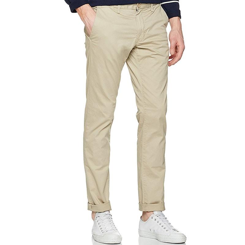 pantalon chino slim stretch beige homme teddy smith. Black Bedroom Furniture Sets. Home Design Ideas
