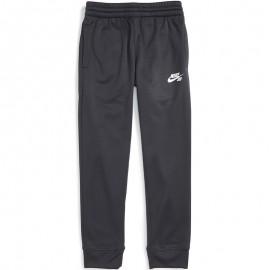 Pantalon SOLID THERMA FIT Noir Entrainement Garçon Nike
