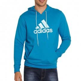Sweat à Capuche ATOMS Bleu Homme Adidas