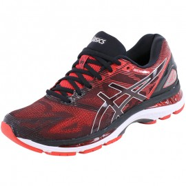 Chaussures GEL NIMBUS 19 Running Rouge Homme Asics