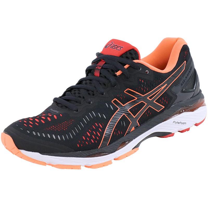 Chaussures GEL KAYANO 23 Running Noir Homme Asics Chaussures de r