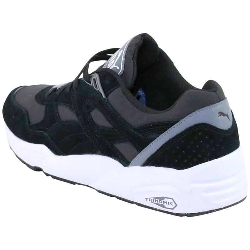 Chaussures-R698-Noir-Homme-Puma