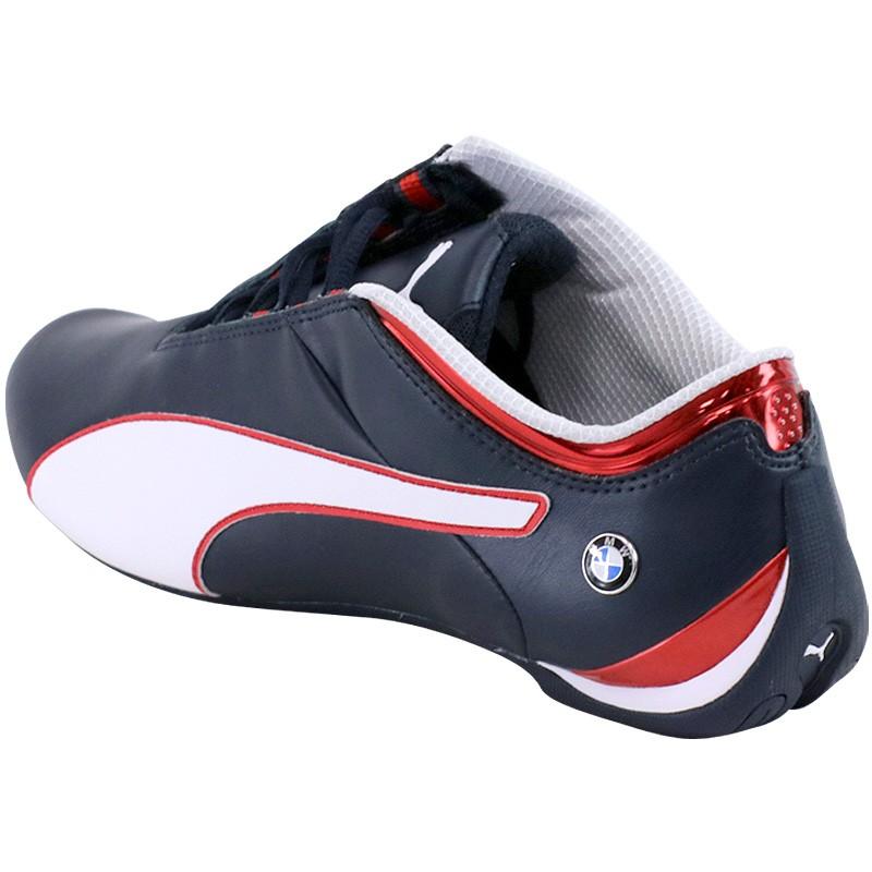 Chaussures BMW MS FUTURE CAT MU Marine Homme Puma Baskets