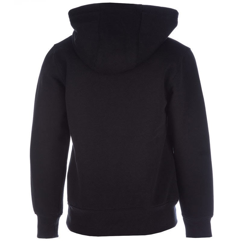 Sweat-a-capuche-Logo-Fleece-Marine-Garcon-Nike