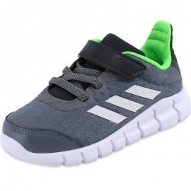 Chaussures Rapida Flex Gris Bébé Garçon Adidas