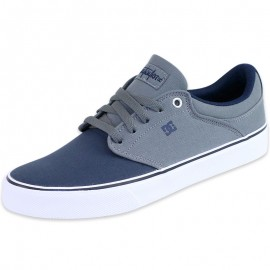 Chaussures Mikey Taylor Vulc Gris Homme DC Shoes