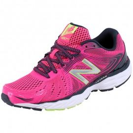 Chaussures W680 Rose Running Femme New Balance