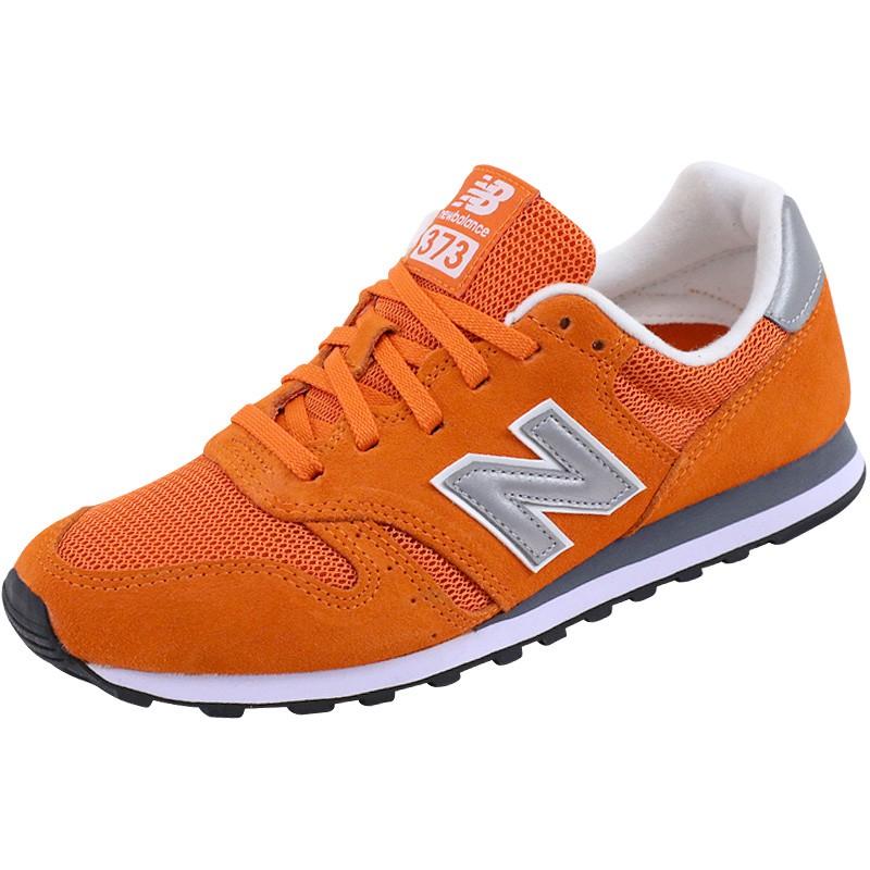 new balance homme orange