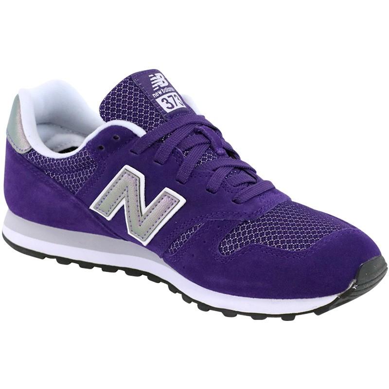 new balance femme purple