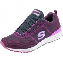 Chaussures OG 90 FAST FOCUS Violet Femme Skechers
