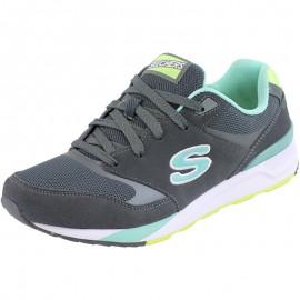 Chaussures OG 90 RAD RUNNER Gris Femme Skechers