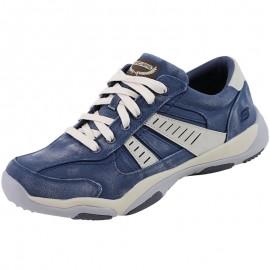 Chaussures LARSON MASSON Bleu Homme Skechers