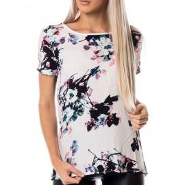 Tee shirt Epic blanc Femme Jacqueline de Yong