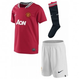 Minikit Manchester United 2011-2012 Rouge Football Garçon Nike