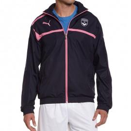 Veste FC Girondins Bordeaux Bleu Football Homme Puma
