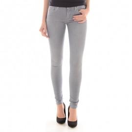 Pantalon Lola Gris Femme Pepe Jeans