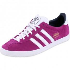 Chaussures Gazelle Rose Femme Adidas
