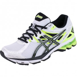 Chaussures GT-100 3 Blanc Running Homme Asics