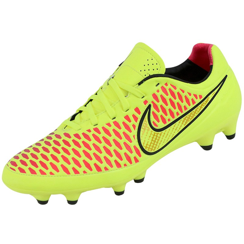 more photos 65e7d 6b3f3 Chaussures Magista Orden FG Jaune Football Homme Nike