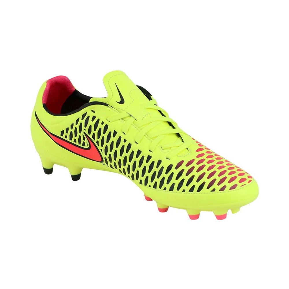 online store 62ac7 3f8b3 Chaussures Magista Orden FG Jaune Football Homme Nike 2 2 sur 6 ...