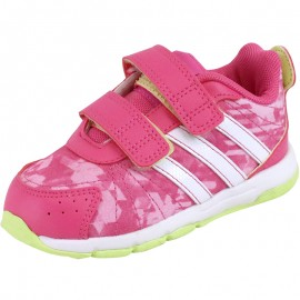 Chaussures Snice 3 CF Rose Bébé Fille Adidas