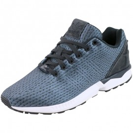 Chaussures ZX Flux Gris Homme Adidas