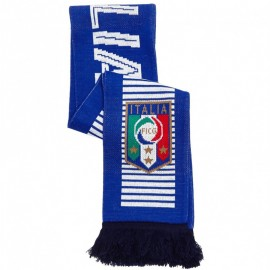 Echarpe Italie Bleu Football Adidas
