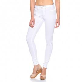 Pantalon Legging Blanc Femme Pieces