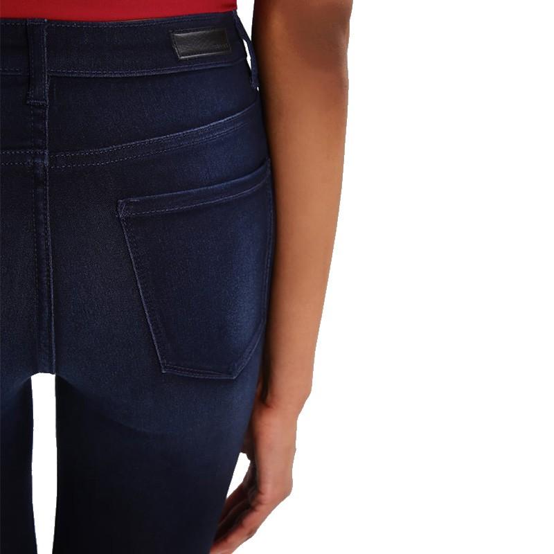 pantalon jegging five betty bleu femme pieces pantalons. Black Bedroom Furniture Sets. Home Design Ideas