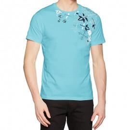 Tee Shirt Tilara Bleu Homme Oxbow