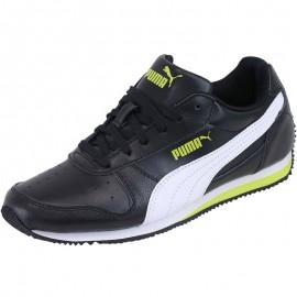 Chaussures Filed Sprint Noir Garçon Puma