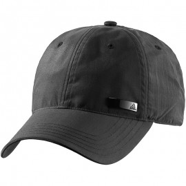 Casquette Fitted Noir Homme Adidas