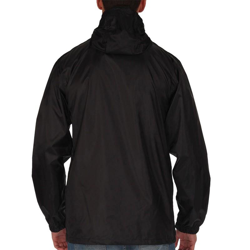 Coupe vent imperm able pack it noir homme regatta vestes - Coupe vent impermeable homme ...