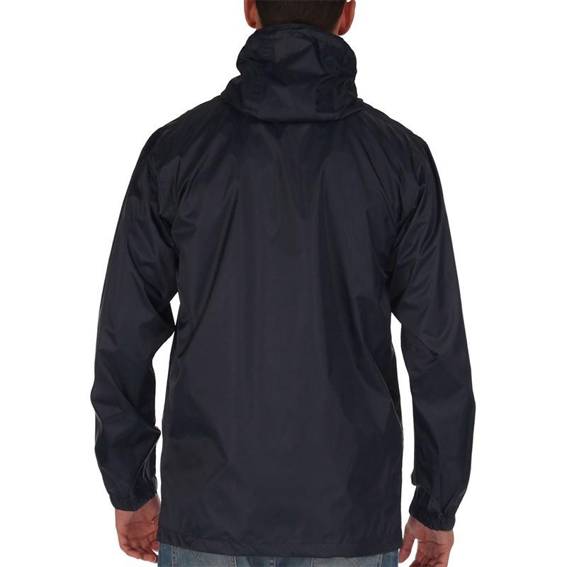 coupe vent imperm able pack it bleu homme regatta vestes. Black Bedroom Furniture Sets. Home Design Ideas