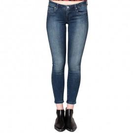 Jean Skinny Lola Bleu Femme Pepe Jeans