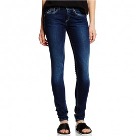 Jean Skinny PIXIE Bleu Femme Pepe Jeans