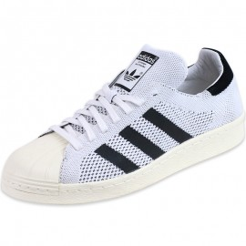 SUPERSTAR 80s PRIME M BLC - Chaussures Homme Adidas