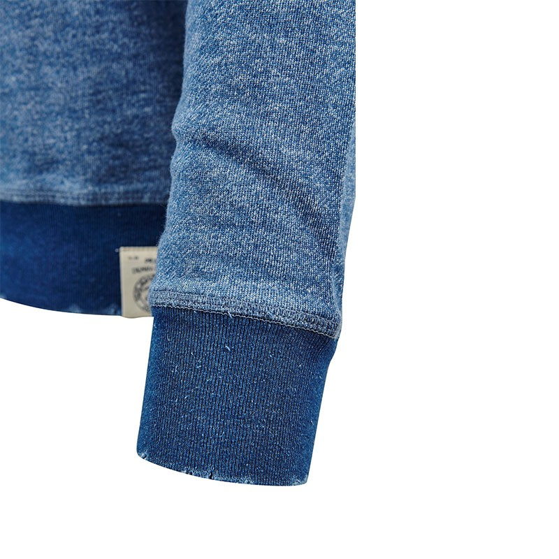 Sweat Brookfield Bleu Homme Pépé Jeans Sweats