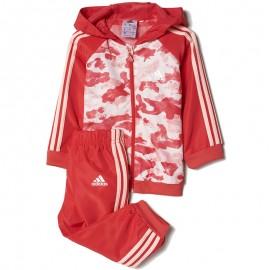 Survêtement WOVEN FZ Rose Bébé Fille Adidas