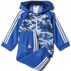 Survêtement WOVEN FZ Bleu Bébé Garçon Adidas