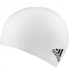 Bonnet de bain Silicone Blanc Natation Homme/Femme Adidas