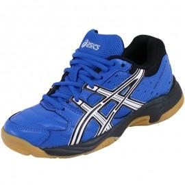 Chaussures Gel Squad Bleu Handball Garçon Asics