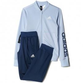 Survêtement PES TS Bleu Entrainement Garçon Adidas