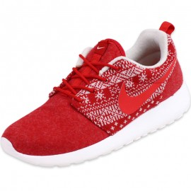 Chaussures Roshe One Winter Rouge Femme Nike