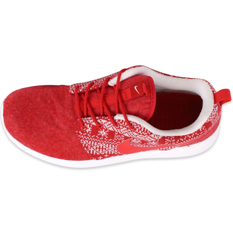 Chaussures Roshe One Winter Rouge Femme Nike Baskets