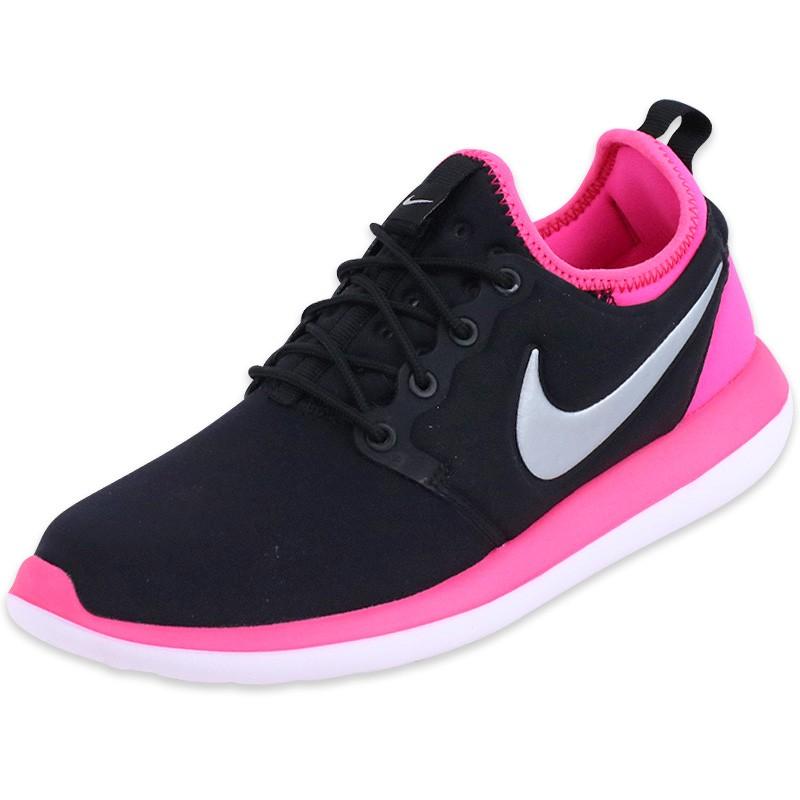 Nike Noir Roshe Femme Chaussures Baskets Two 0IqAxwEx