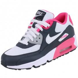 Chaussures Air Max 90 Blanc Femme Nike