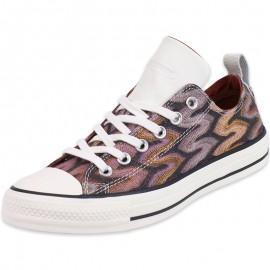 Chaussures CTAS OX Noir Femme Converse