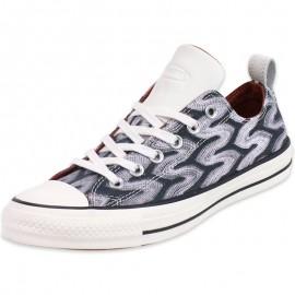 Chaussures CTAS OX Gris Femme Converse